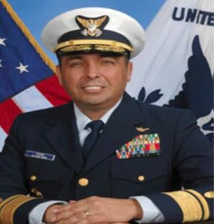 Rear Admiral Vincent B. Atkins