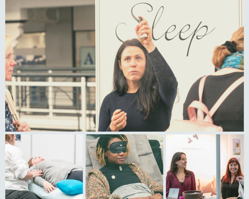 The Sleep Show Zen Market