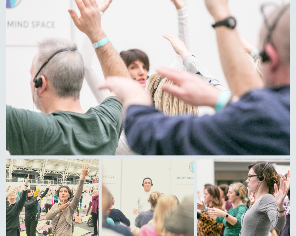 The Mindful Living Show Body & Mind Space