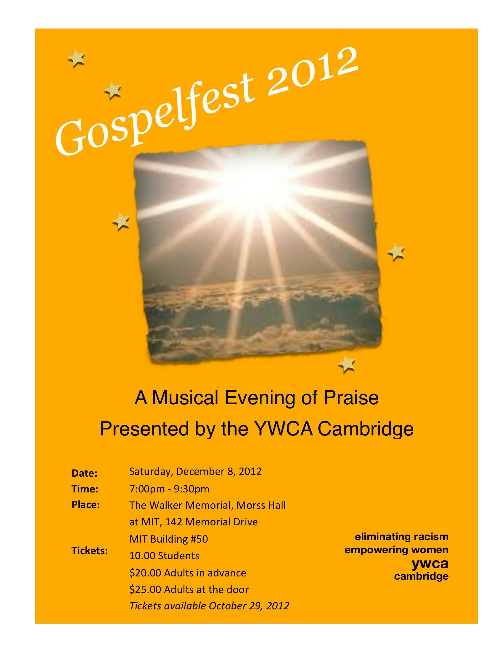 Gopelfest 2012