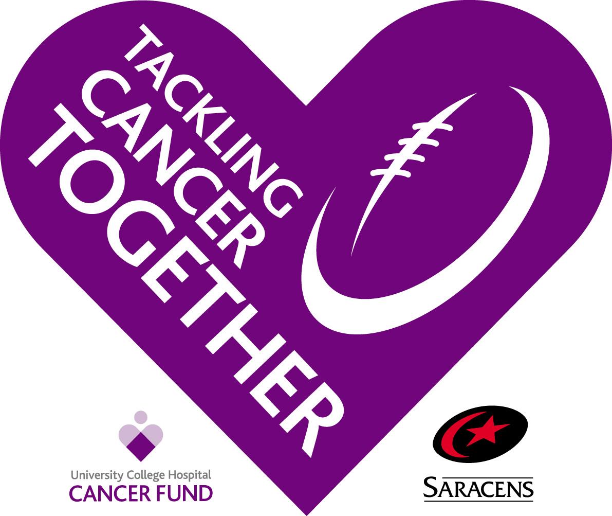 Tackling Cancer Together with Saracens