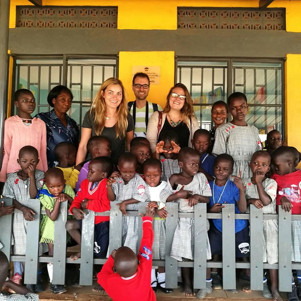 Schule Uganda