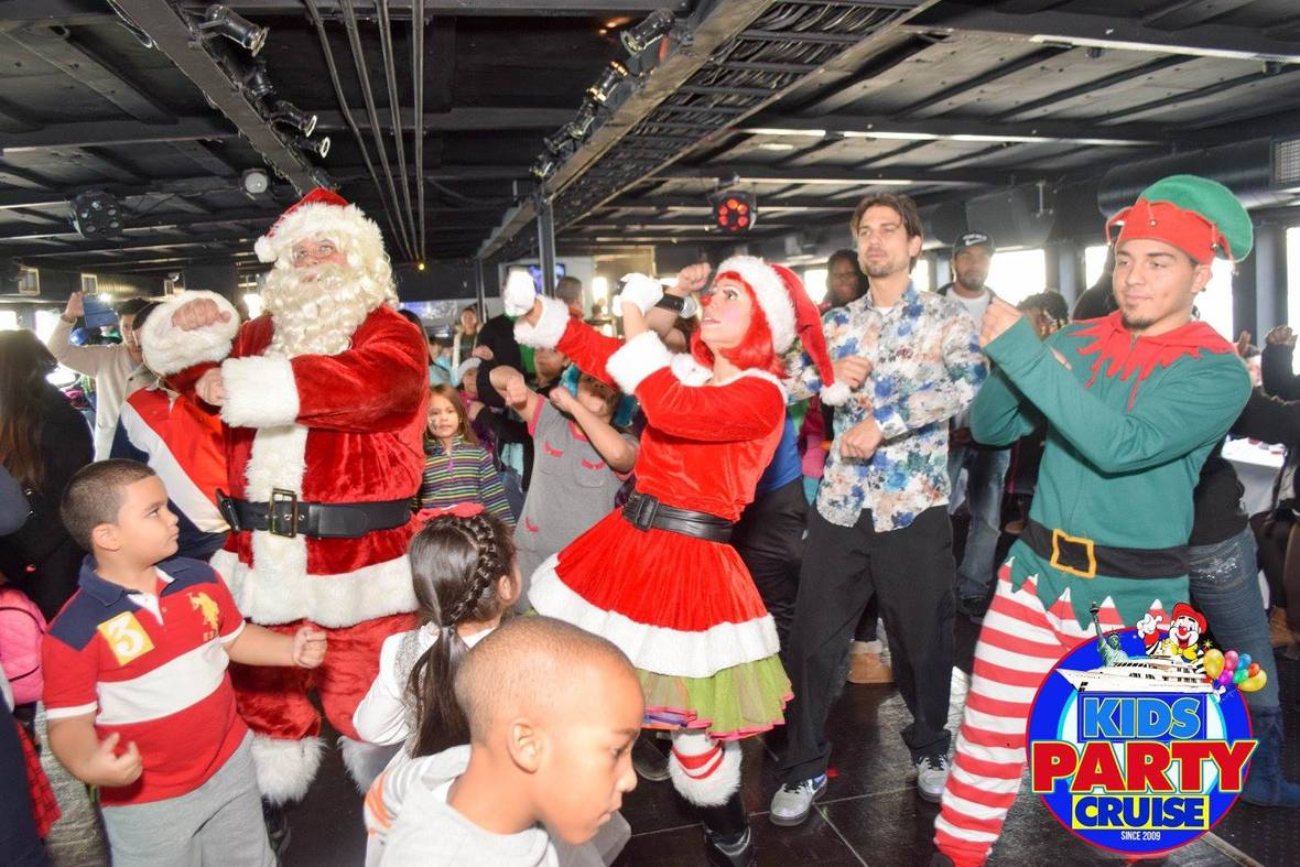 Christmas Kids Party Cruise NYC 2018 Tickets, Multiple Dates ...