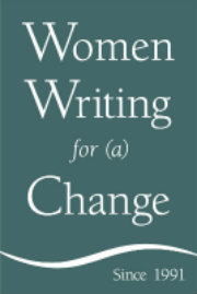 Women Writing for (a) Change Logo