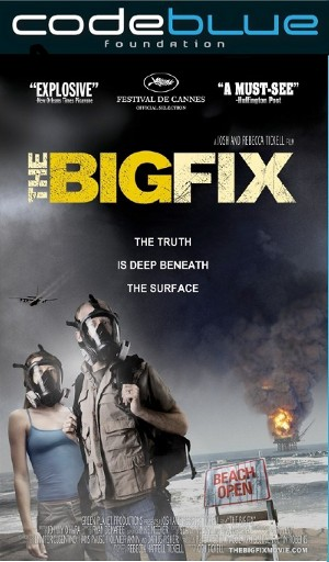 The Big Fix Film Onesheet