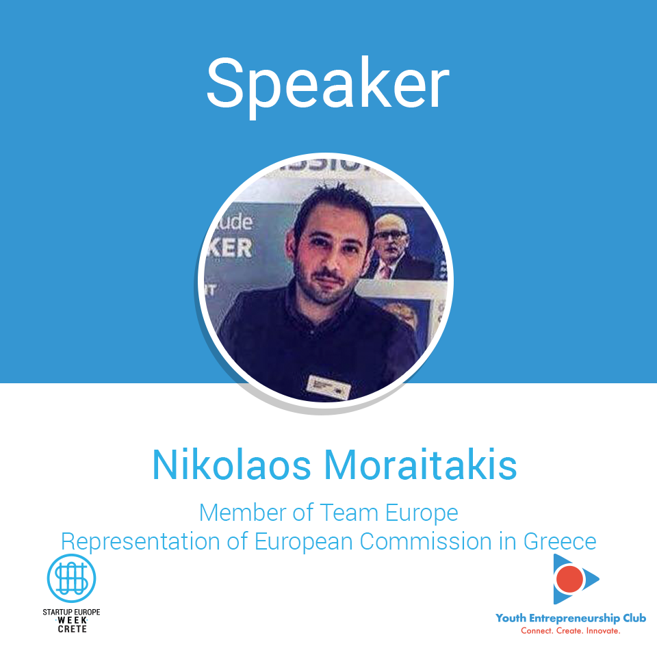 Nikolaos-Moraitakis-_-Member-of-Team-Europe-_-Representation-of-European-Commission-in-Greece-_-Speaker-@-Startup-Europe-Week-Crete-2018