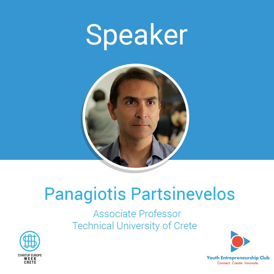 Panagiotis-Partsinevelos,-Associate-Professor-@-Technical-University-of-Crete-_-Speaker-@-Startup-Europe-Week-Crete,-Heraklion-2018