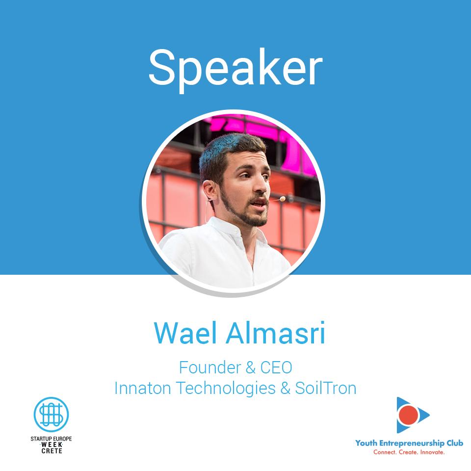 Wael-Almasri-_-Founder-&-CEO-of-Innaton-Technologies-&-SoilTron-_-Speaker-@-Startup-Europe-Week-Crete-2018
