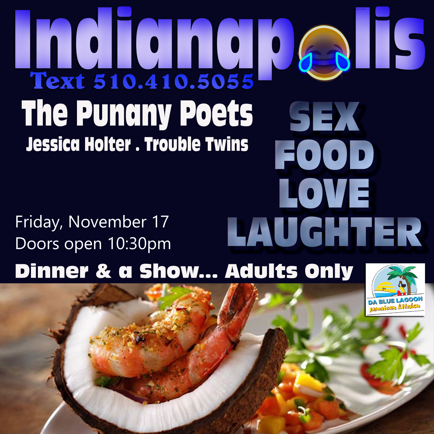 The Punany Poets in Indianapolis