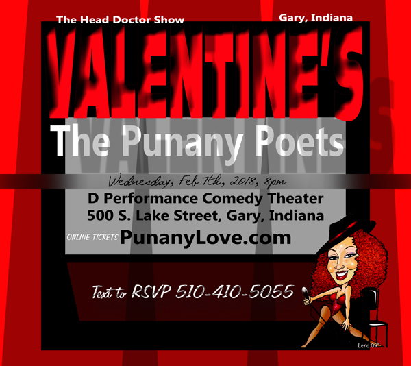 The Punany Poets in Gary, Indiana