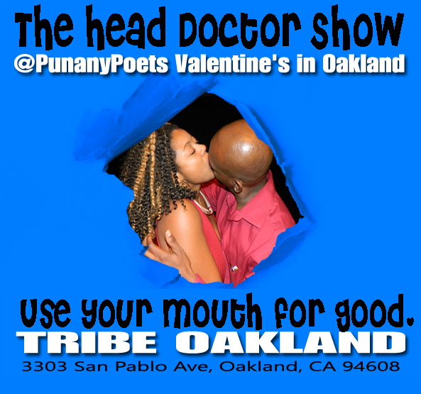 The Punany Poets in Oakland, CA