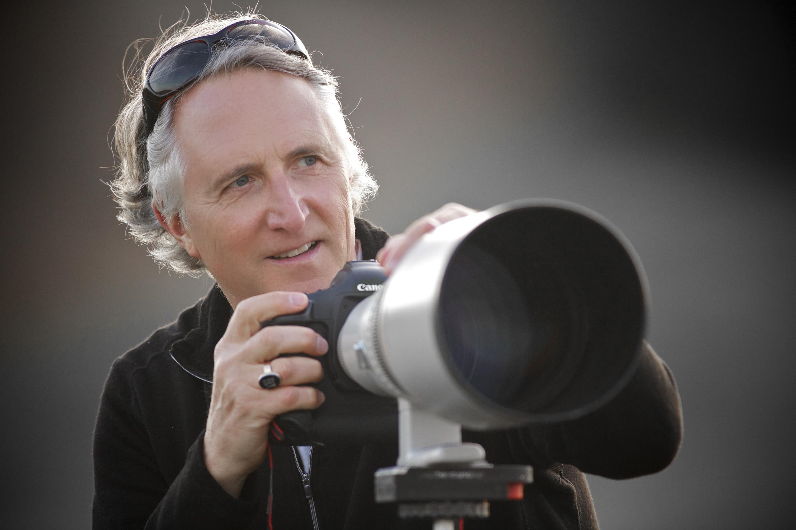 Award-winning photographer Clint Clemens