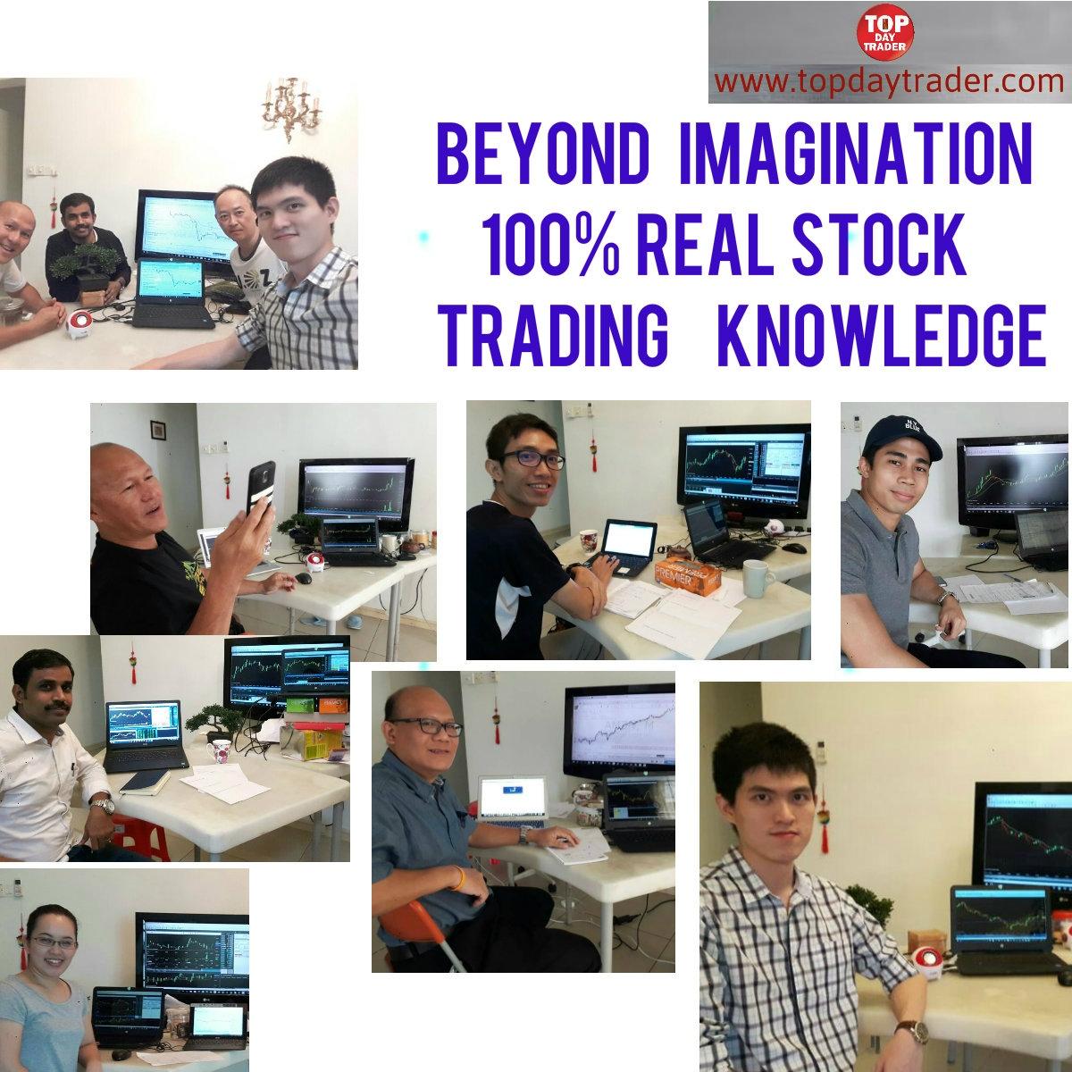 Learn trading online free