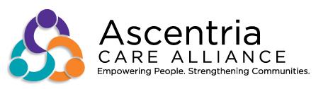Ascentria logo