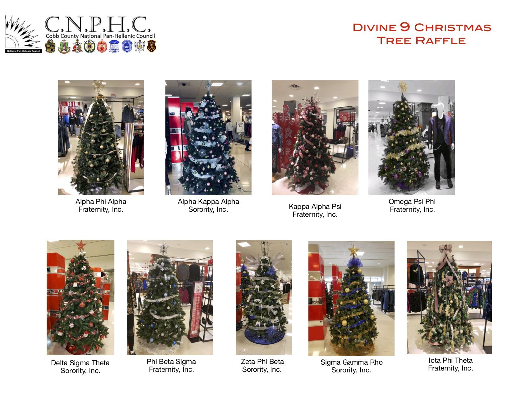 CNPHC Xmas Tree Summary