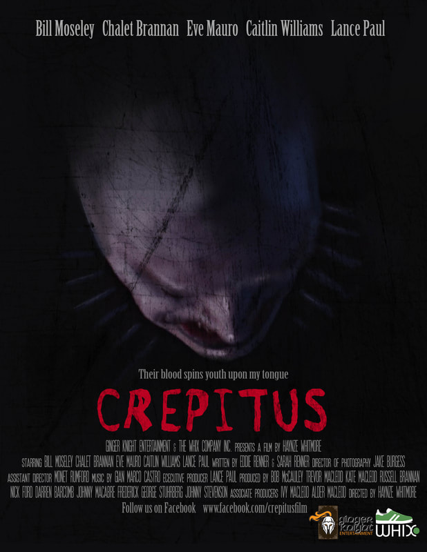 Crepitus Posters and Stills from the movie