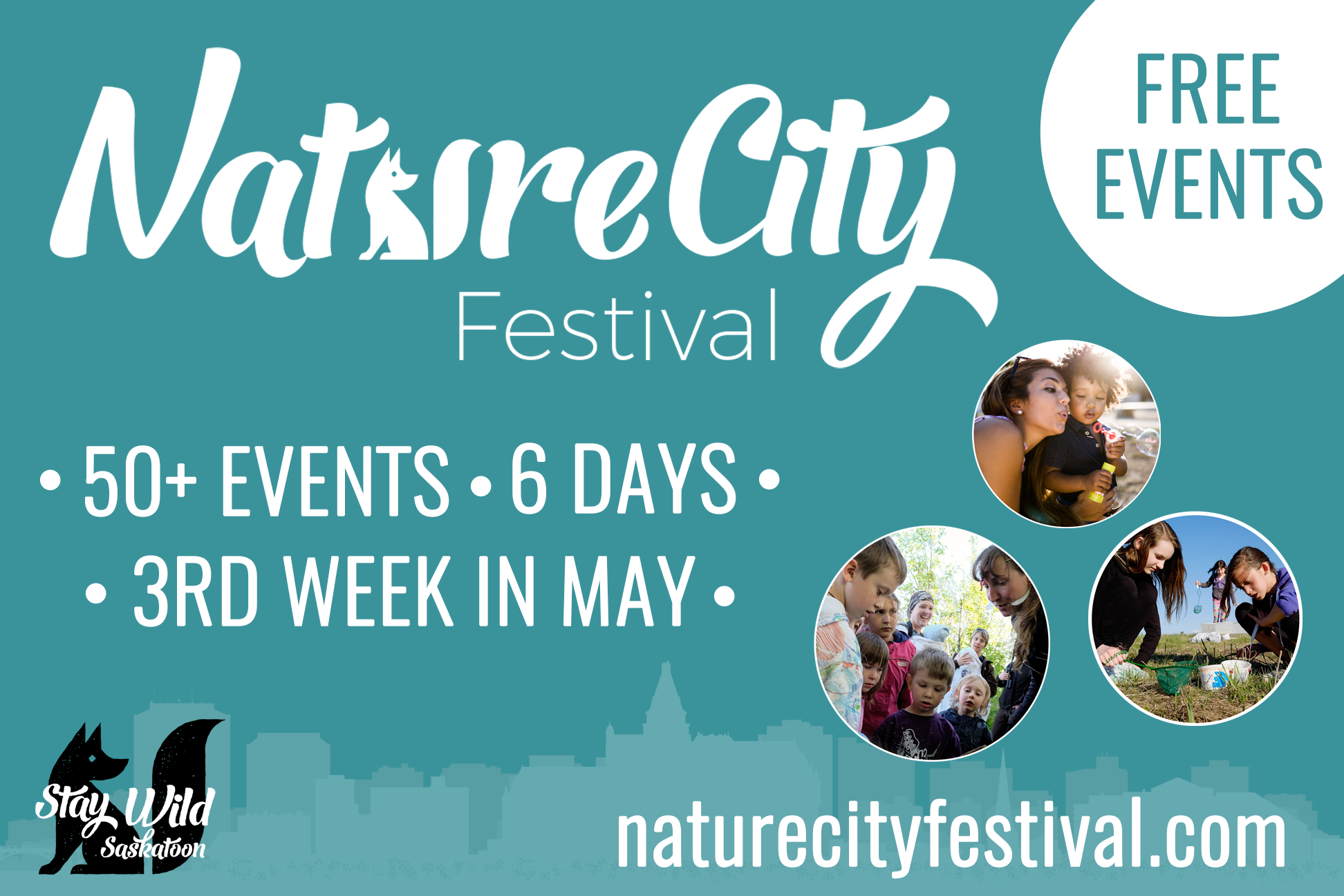 Nature City Festival Logo