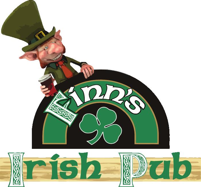 Finn's Irish Pub Logo
