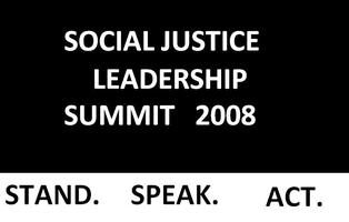 Social Justice Leadership Summit