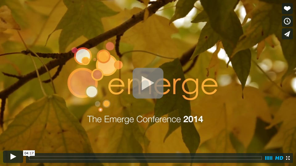 Emerge 2013 video