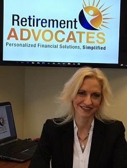 Maria Fliess, Retirement For Women, Retirement Plan, Advisory Services