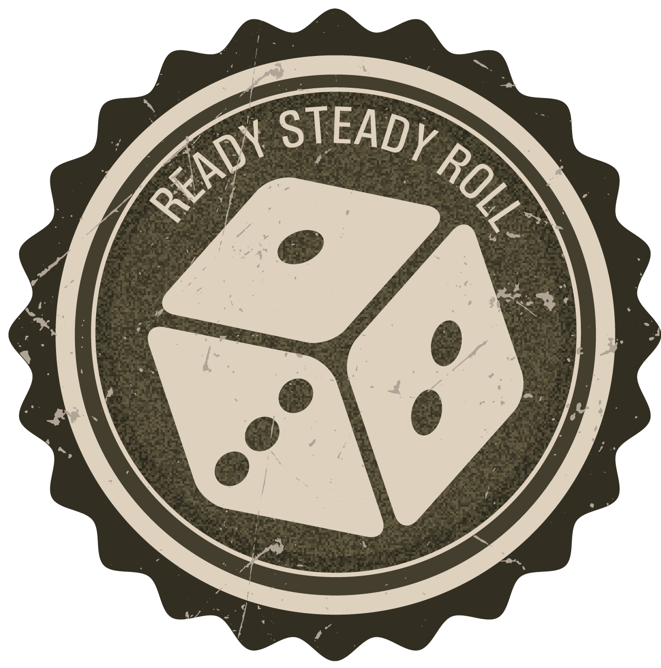 Ready Steady Roll Logo