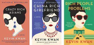 Kevin Kwan Books