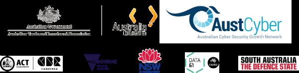 Australia RSA 2018 Partner logos