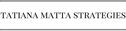 Tatian Matta Strategies