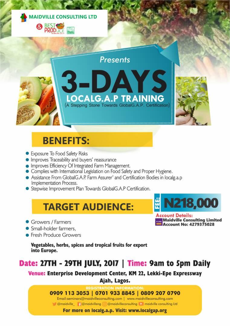 Localgap training certification training for fresh produce tags xflitez Gallery