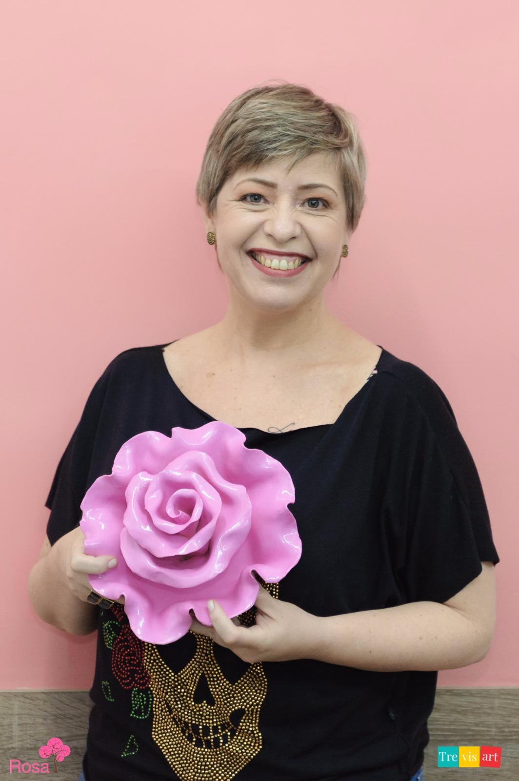 Lênia Luz - Empreendedorismo Rosa