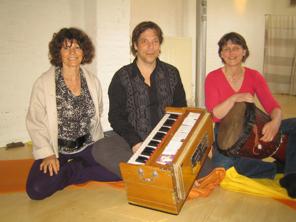 Mantragroep Chahat, Leon & Anneke