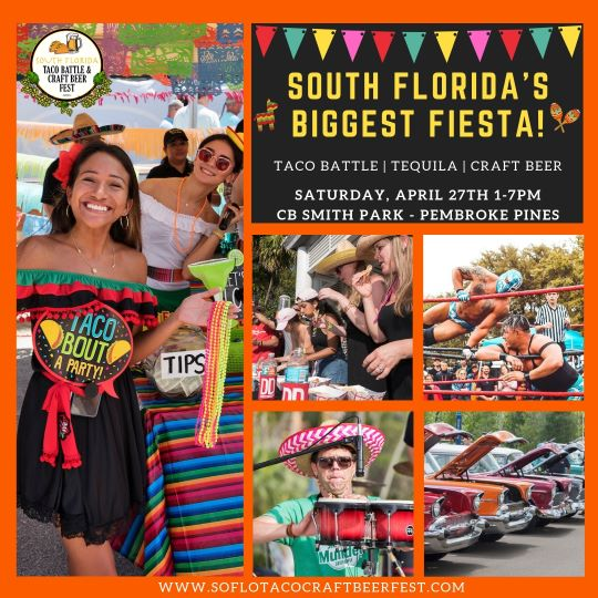 South Florida's BIGGEST FIESTA
