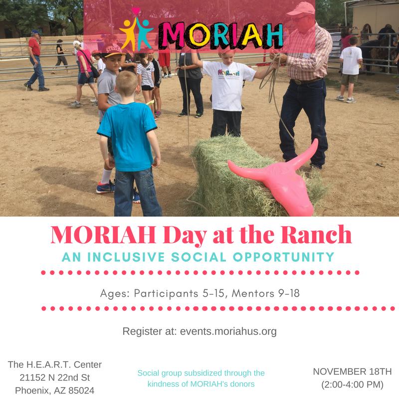 MORIAH at the Ranch