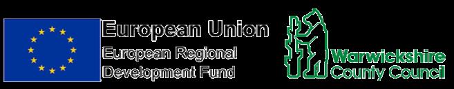 ERDF & WCC logo