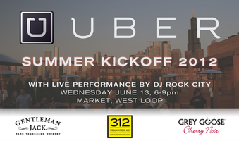 Uber Summer Kickoff Event!