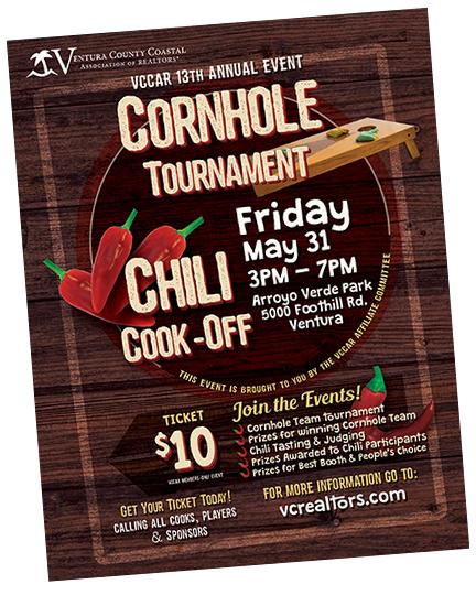 Cornhole Tournament & Chili Cook-Off