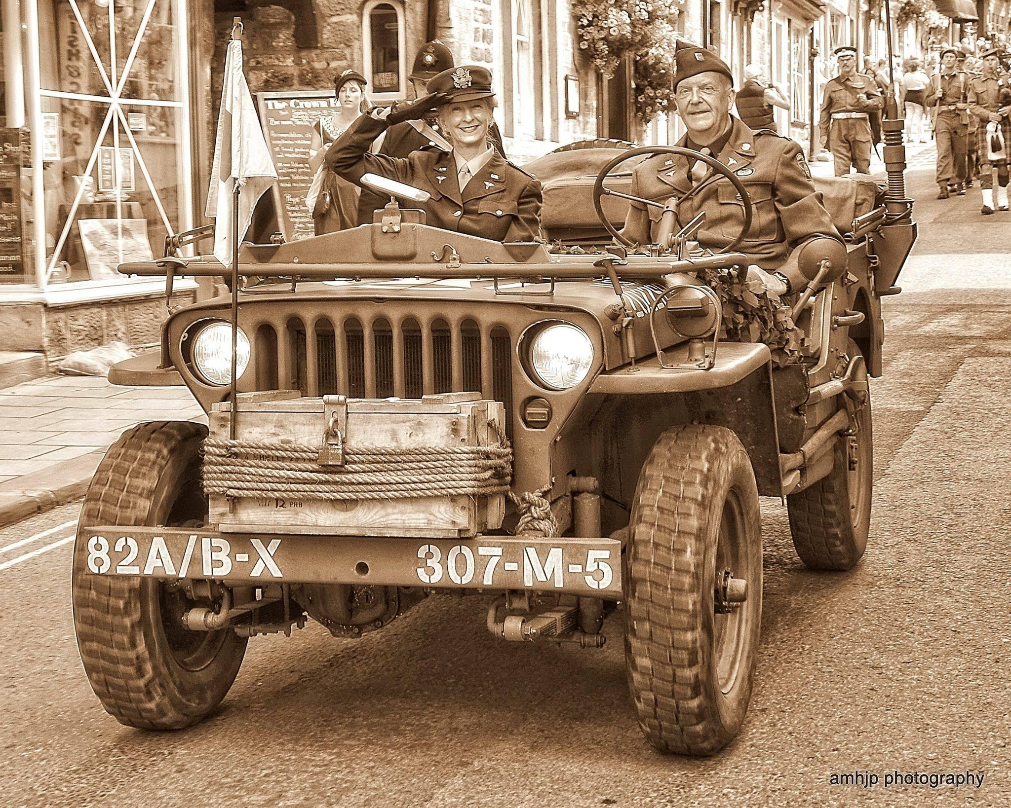 Pateley Bridge 1940s Weekend