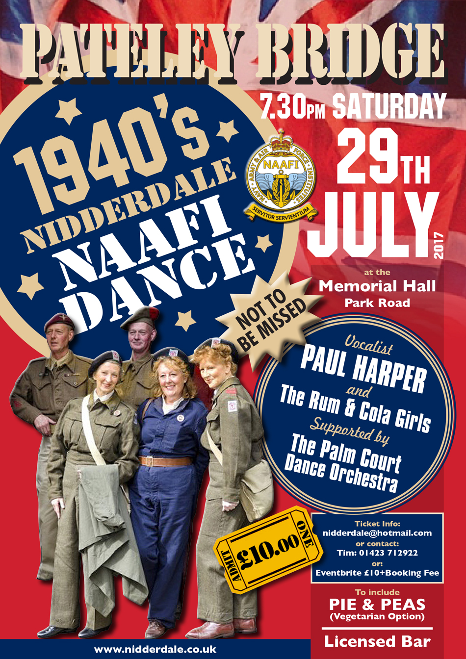 Nidderdale NAAFI Dance