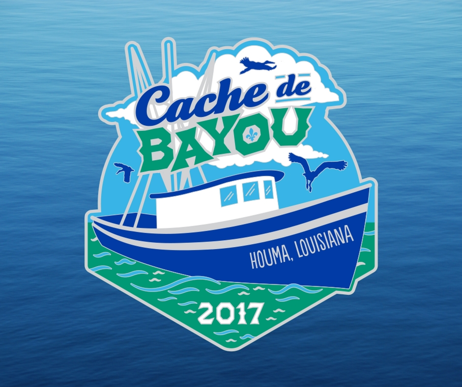 2017 Cache De Bayou Exclusive GeoCoin