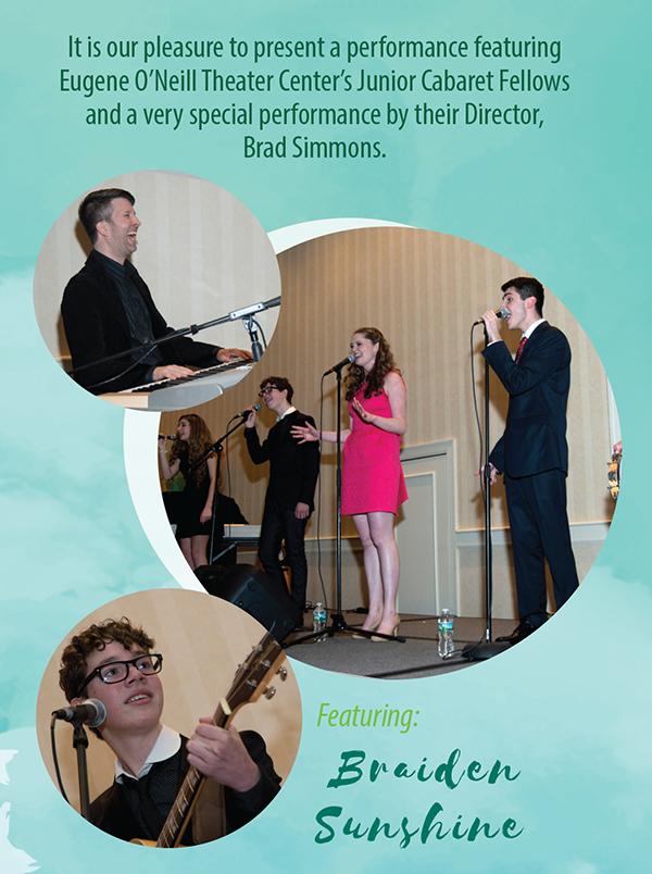 Braiden Sunshine & the Eugene O'Neill Center Youth Performers
