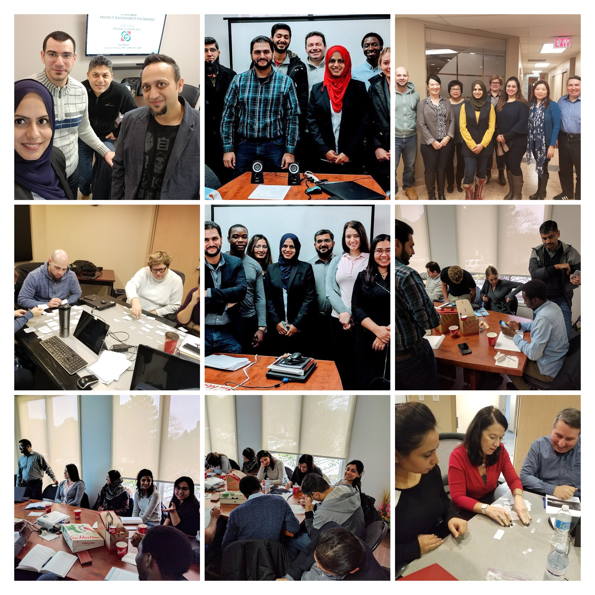 PMP groups