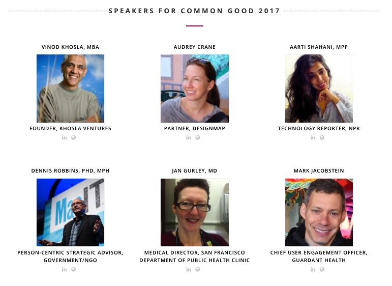HTFIC 2017 Speakers