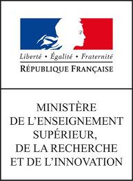 ministere enseignement et recherche logo