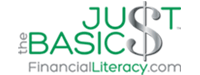 Just The Basics Financial Literacy's Logo