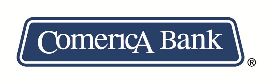 Comerica Bank: Presenting Sponsor