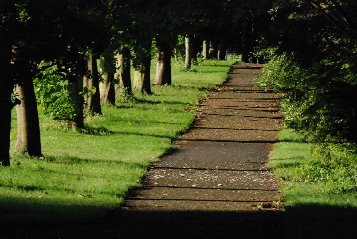 The Emmaus Centre path