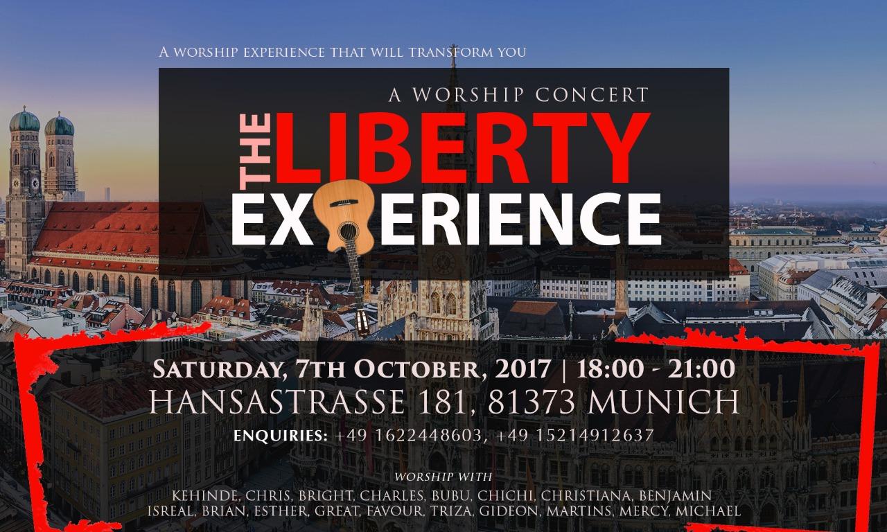 Liberty Experience!