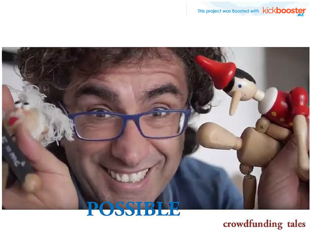 possible. crowdfunding tales
