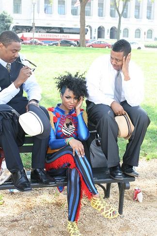 Eddie Bryant & Lazee Lamont King